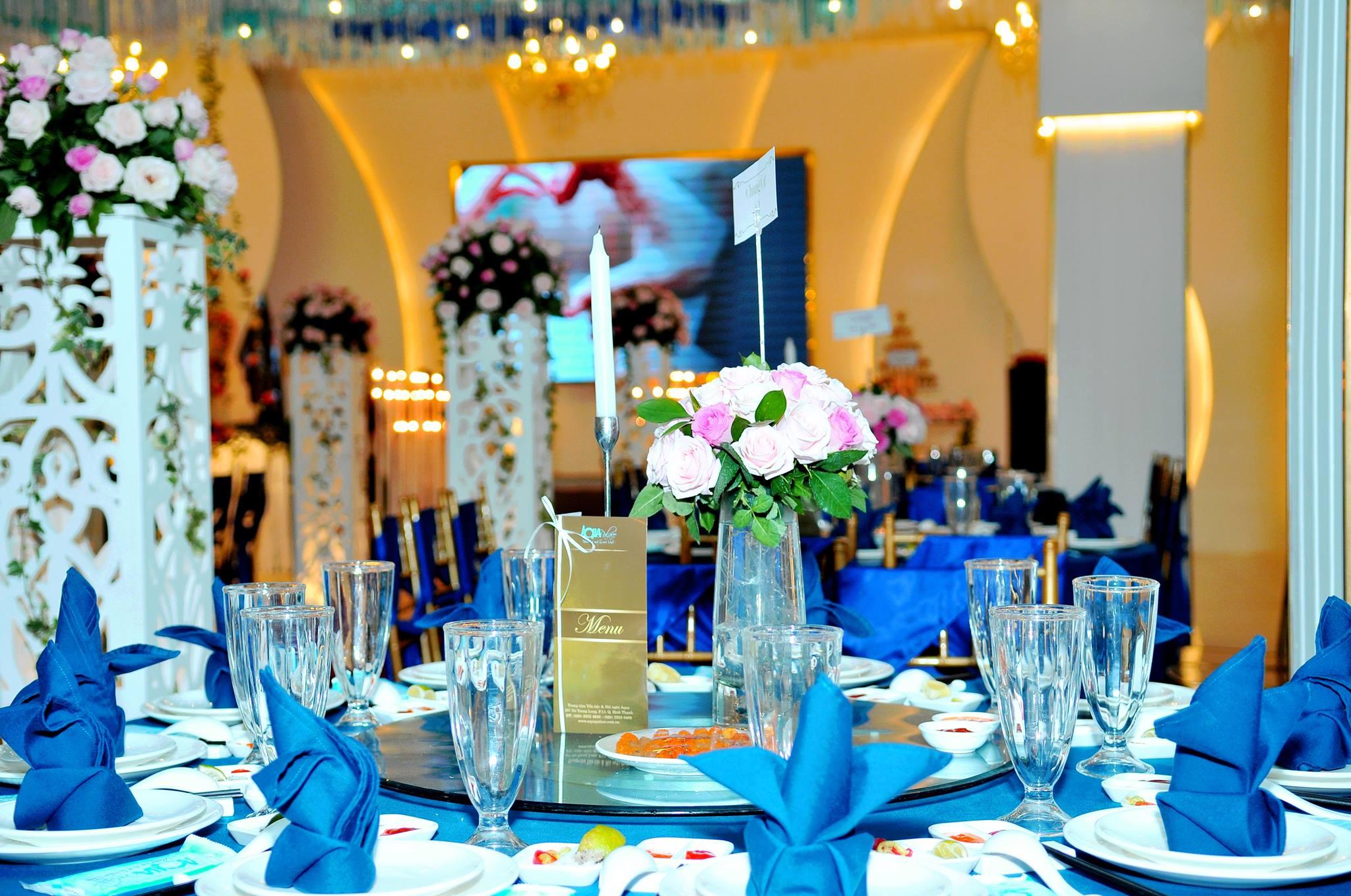 Sảnh Tiệc Cưới Aqua Palace