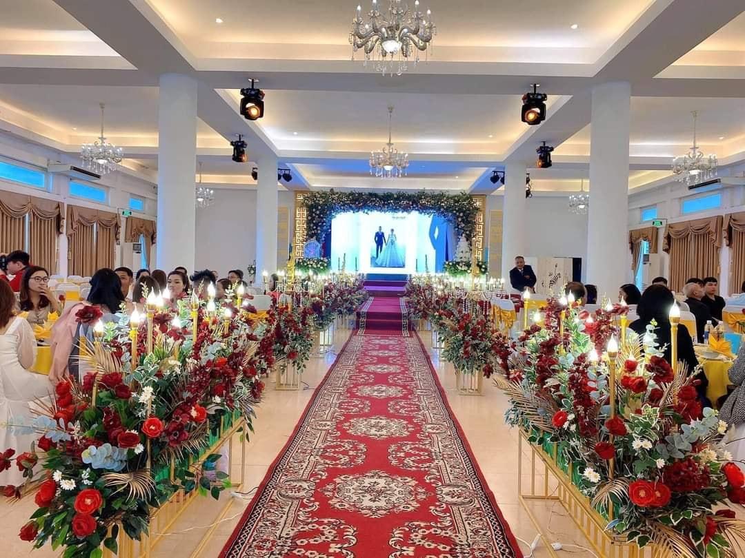 Đặt Tiệc Trung Tâm Hội Nghị Tiệc Cưới Park View Palace